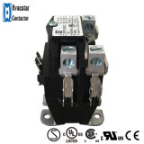 Contacteur électrique simple de Pôle pour le contacteur magnétique 1p 40A 120V à C.A. avec le certificat de l'UL CSA