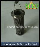 黒い鋼線の網のカートリッジフィルターまたはステンレス鋼の金網フィルター