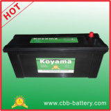 12V Batterij van de Vrachtwagen van het Onderhoud van 120ah de Vrije N120