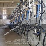 Het Systeem van de Melkende Woonkamer van de Meter van de Stroom van de melk met het Automatische Vlekkenmiddel van de Cluster