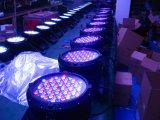 A PARIDADE do diodo emissor de luz de 120*3W RGBW/a pode Waterproof IP65