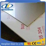 AISI 201 304 het 430 Koudgewalste Gouden Blad van het Roestvrij staal van de Spiegel Decoratieve