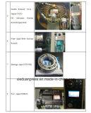 Máquina de perfuração aluída do frame de H única 160 toneladas com o inversor da freqüência do delta de Formosa, válvula de solenóide do dobro do Taco de Japão