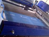 Печатная машина экрана этикеты ручного изготовленный на заказ хорошего влияния керамическая для больших плоских продуктов