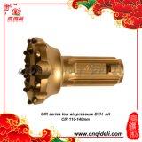 Baixos bits da pressão de ar CIR110-140 DTH