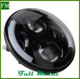 """7 """"ジープのラングラーのための50W LED DRLプロジェクターヘッドライト"""