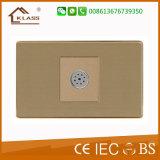 高品質の安全1000W声制御壁スイッチ