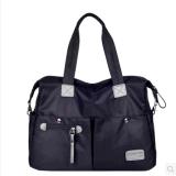 Bolso ocasional del mensajero del hombro del bolso del bolso del recorrido de los hombres de bolso del bolso de mano de asunto del bolso de los hombres coreanos de la lona de nylon