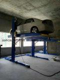 Elevador AA-2p8032 do estacionamento de 2 bornes