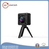 Waterproof Double Wide Angle Fisheyelens 360 graus Câmeras de vídeo panorâmicas WiFi Sport DV Câmera de ação digital