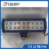 Lumière de véhicule du guide optique 54W DEL de travail d'endroit du CREE DEL IP68