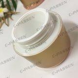 化粧品の包装のための新しい到着30g 50gのアクリルのクリーム色の瓶(PPC-ACJ-119)