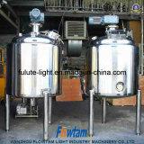 Serbatoio di raffreddamento mescolantesi del vino di Customed Fuit