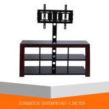 Basamento di legno del nuovo metallo TV per la mobilia del salone