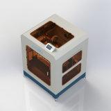 Impresora dual de Creatbot D600 3D del marco del metal del formato grande de la boquilla