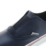 2017 nuevos zapatos de la manera de la muchacha del deporte de los zapatos de las mujeres de la lona de la PU del diseño