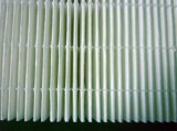 H10~H14 Mini--Faltete HEPA Filter-Media-Satz