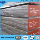 Placa de aço/aço quente 1.2344 do molde do trabalho barra redonda