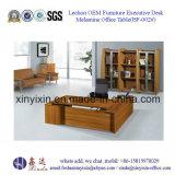 중국 가구 나무로 되는 매니저 테이블 사무용 가구 (A222#)