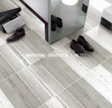 Керамическая застекленная Vitrified фарфором полная плитка цемента тела серая деревенская (BY69014) 24 ' x24 для стены и настила