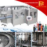 10000bph Pet Bottle Carbonated Drink Bottling Machine completes Filling Line
