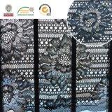Stickerei-Spitze-Gewebe-Polyester-Zutat-Fantasie-SchmelzePolyster Spitze der Qualitäts-2017 für Kleider u. Hauptgewebe Ln10036