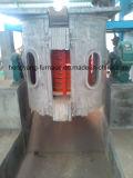 アルミニウムスクラップの溶ける炉