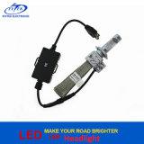 lampada capa automatica dei chip H7 LED di 25W 4000lm Philips per l'automobile/camion