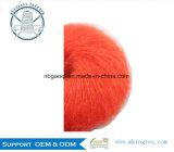 China-Wimper-hohes Hartnäckigkeit Lurex Garn-metallisches Feder-Garn gestrickter Schal