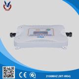 Repetidor de la señal del teléfono celular de la alta calidad 3G WCDMA para el uso casero