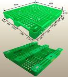 Используемые высоким качеством паллеты хранения противостатические пластичные для европейского стандарта