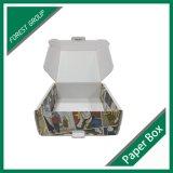Caixa de empacotamento da roupa quente do papel ondulado da venda