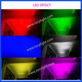 Het waterdichte LEIDENE Licht RGBW van het PARI 18PCS*12W