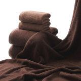 最もよい品質の100%年の綿のホテルのプールの浴室タオル