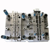 Kundenspezifisches progressives Präzisions-Metall, das Form für Selbsthaushaltsgeräte stempelt