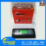 Type batterie de moto 12n3l 12V3ah de gel de pouvoir de Vasworld