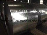 G550 a galvanisé les bobines laminées à froid/plaque en acier galvanisée