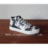 Camouflage met de Schoenen van het Canvas van het Comfort