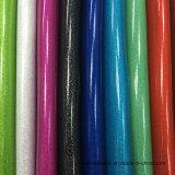 Shinny il cuoio di cristallo del Faux del PVC del vinile per la borsa