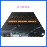 Ma Onpc Fader van de Controle DMX het Grote Controlemechanisme van de Apparatuur van DJ van de Vleugel