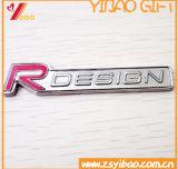 Resina de encargo del laminado de la insignia de las etiquetas engomadas del coche (YB-HD-135)