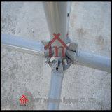 브리지 & 단계 & 빌딩 Q235 전기 이동 색칠 강철 Ringlock 비계를 위해