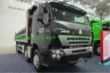 販売のためのSinotruk 420HP 8X4のダンプカーのダンプトラック