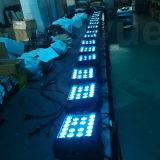 La IGUALDAD caliente de la etapa de la venta 20PCS 12W RGBW puede luz al aire libre del LED