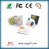 Gadget USB Webkey van de Gift van de bevordering het Mini Plastic