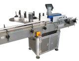 Uma máquina de enchimento autoadesiva lateral automática cheia da máquina de etiquetas da etiqueta