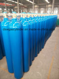 Gás Cylinders&#160 do oxigênio do aço sem emenda DOT-3AA 43.3L 2265psi;