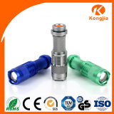 Der preiswerten Rechargeableledtorch hellen Förderung-Mini-LED Minitaschenlampen Taschenlampen-der Masse-LED