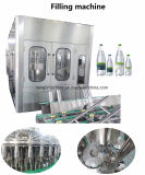 De automatische het Drinken Installatie van de Verpakkende Apparatuur van het Mineraalwater Bottelende voor de Fles van het Huisdier