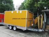 Caravan mobile dell'alimento da vendere Australia